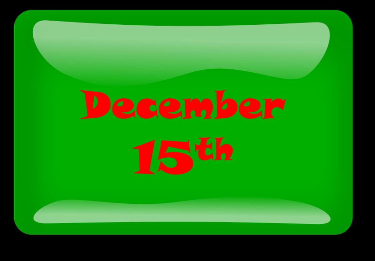 Holiday Fundraiser Dec 15th Tickets