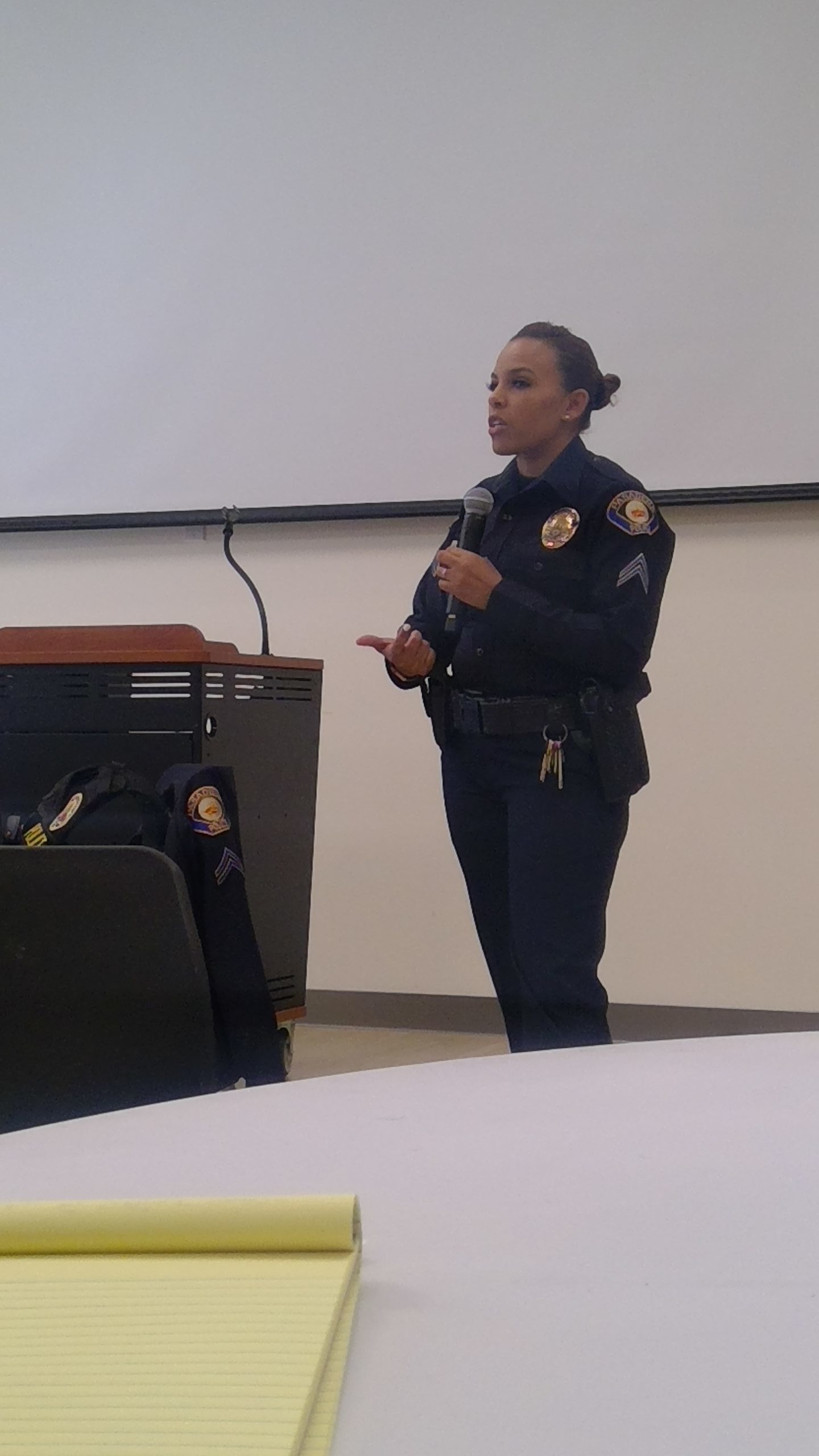 Cpl. Domino Scott-Jackson, Pasadena Police Department, Feb 2020