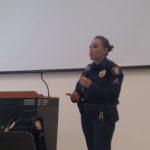 Cpl. Domino Scott-Jackson, Pasadena Police Department, Feb 2020