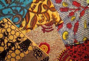 Liberian Textile: Pinterest
